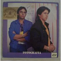 Lp Chitãozinho E Xororó - Fotografia - Sabiá - 1985