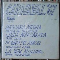 Carnaval 67 Dalva De Oliveira - Compacto Vinil Odeon 1967