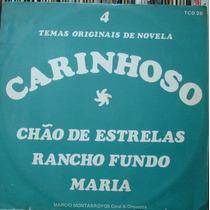 4 Temas Da Novela Carinhoso - Compacto Vinil Top Tape 1973