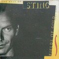 Cd Sting - Best Of Fields Of Gold Sucessos 84-94 * Police