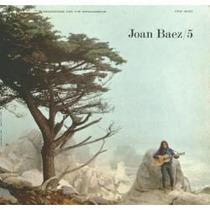 Lp Joan Baez 5 Vanguard Nacional Ano?