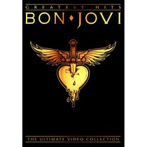 Bon Jovi - Greatest Hits Dvd. (lacrado)