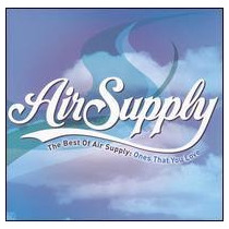 Cd Best Of Air Supply =import= Novo Lacrado
