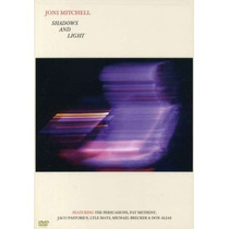 Joni Mitchell Shadows And Light [eua] Dvd Novo Lacrado