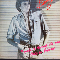 Barry Manilow Only In Chicago I Made It Compacto Vinil Raro