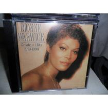 Cd Dionne Warwick : Greatest Hits Frete 8,00 R$