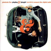 Cd / Pizzicato Five (1999) Playboys & Playgirls (importado)