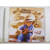 Zé Mulato & Cassiano, Sangue Novo, Cd Original