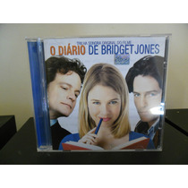 Cd O Diário De Bridget Jones - Trilha Sonora Do Filme