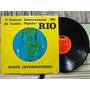 5º Festival Internacional Canção Popular Rio - Lp Polydor