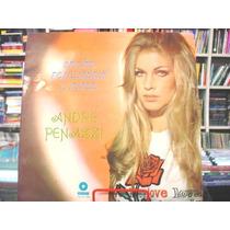 Vinil / Lp - André Penazzi - Orgão, Penumbra E Amor - 1971