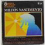 Lp História Da Mpb - Milton Nascimento - Nº 22 - 1971 - Abri