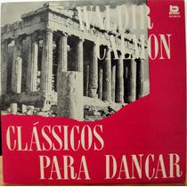 Lp Vinil - Waldir Calmon - Clássicos Para Dançar