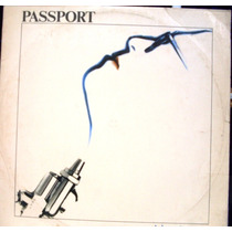 Lp - Passport - Blue Tattoo - 1981 Atlantic - Estéreo