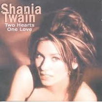 Cd Shania Twain -two Hearts One Love