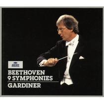 Coleção Beethoven : Symphonies 1-9 (5 Cd) John E. Gardiner