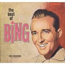 Vinil Bing Crosby - The Best Of Bing - (importado U. S. A. )