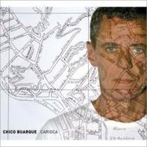 Cd Chico Buarque - Carioca