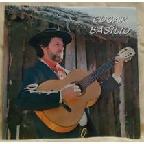 Lp - (013) - Gaúcho - Edgar Basilio