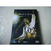 Dvd - Paul Mccartney Live In Concert On The New Wold Tour