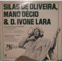 Silas De Oliveira / Mano Décio - Música Popular Brasileira