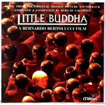 Cd / Little Buddah = Trilha Do Filme O Pequeno Buda