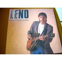 Lp Zerado Leno-coraçao Adolescente Jovem Guarda