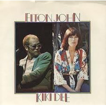 Elton John E Kiki Dee - Compacto