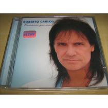 Cd Roberto Carlos : Canciones Que Amo /97 - Original Novo!!!