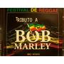 Cd - Tributo A Bob Marley - Festival De Reggae