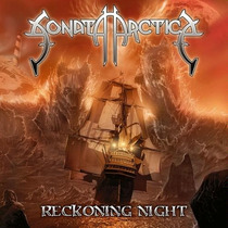 Cd Sonata Arctica Reckoning Night =import= Novo Lacrado