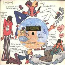 Tony Stevens Compacto De Vinil Shine Shine 1973