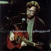 Cd - Eric Clapton - Unplugged - Lacrado