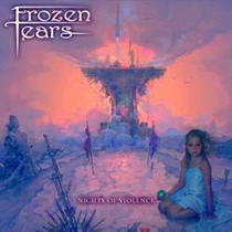 Cd Imp- Frozen Tears - Nights Of Violence (iron Maiden)
