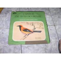 Lp Johan Dalgas Frish, Cantos De Aves Do Brasil