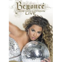 Dvd - The Beyoncé Experience - Live