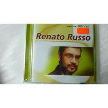 Cd Duplo Renato Russo _carreira Solo Original Emi Odeon