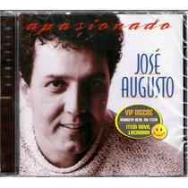 Cd José Augusto Apasionado - Raro