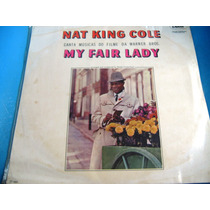 Lp Ótimo Nat King Cole My Fair Lady Mono 1965 6