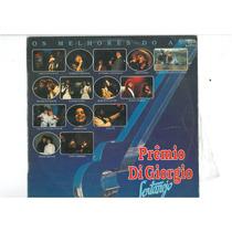 Lp Premio Di Giorgio De Musica Sertaneja Ano 1992