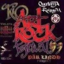 Cd Rio Art Rock Festival´97 (quaterna, Violeta De Outono)