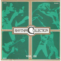 Cd Rhythm Collection - Volume 3 - Novo***