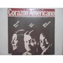 Disco De Vinil Lp Corazón Americano Lindoooooooo