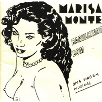 Cd Marisa Monte - Barulhinho Bom ... Uma Viagem Musical