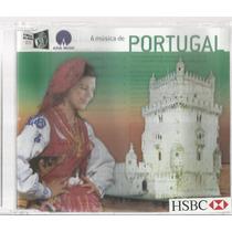 226 Cdm- Cd A Música De Portugal Revista Caras Internacional