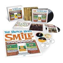Beach Boys Smile Sessions [deluxe] Boxset [u.s] Cd+lp