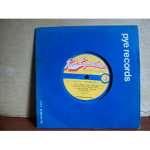 Compacto Rock Espetacular-elvis Presley 1976