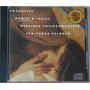 Cd Prokofiev - Romeo & Juliet - Esa-pekka Salonen