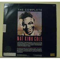 Lp Nat King Cole - The Complete Nat King Cole -som Livre 92