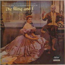 The King And I O Rei E Eu Lp Importado Trilha Do Filme 1956